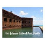 Fuerte Jefferson Postales