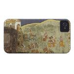 Fuerte Jodhpur Rajasthán la India 3 de Mehrangarh Case-Mate iPhone 4 Funda