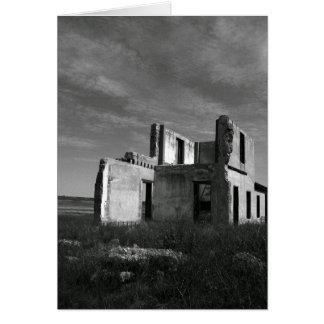 Fuerte Laramie, WY (espacio en blanco dentro) Tarjeta De Felicitación