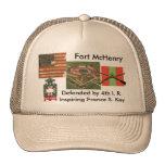 Fuerte McHenry, 4to I.R. Gorra