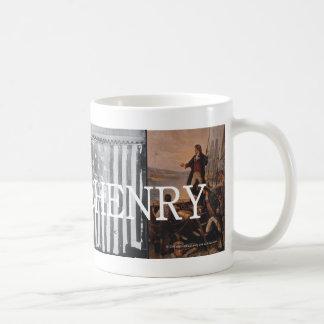 Fuerte McHenry de ABH Taza De Café