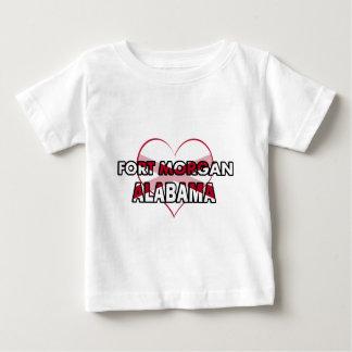 Fuerte Morgan, Alabama Tee Shirts