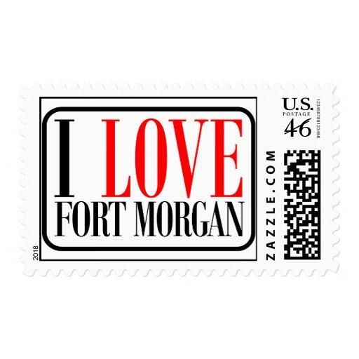 Fuerte Morgan Alabama