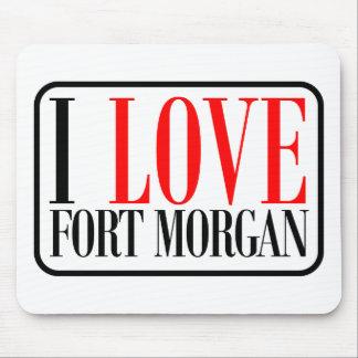 Fuerte Morgan Alabama Alfombrilla De Raton