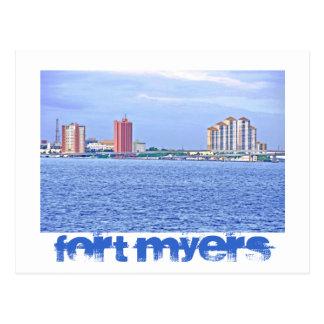 Fuerte Myers, la Florida, los E.E.U.U. Postal