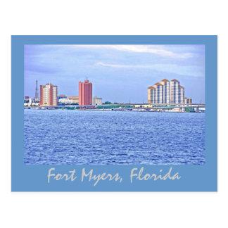 Fuerte Myers, la Florida, los E.E.U.U. Postales