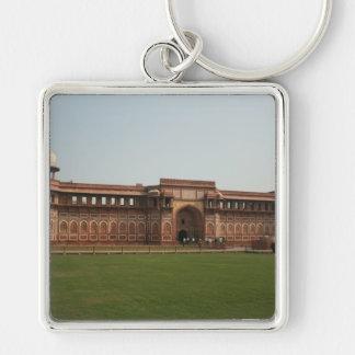Fuerte rojo Agra la India de Jahangiri Mahal Llaveros Personalizados