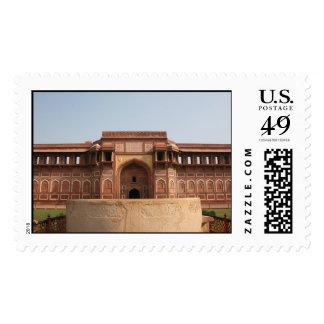 Fuerte rojo Agra la India de Jahangiri Mahal Franqueo