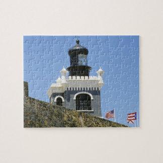 Fuerte San Felipe del Morro's grey castellated Puzzle