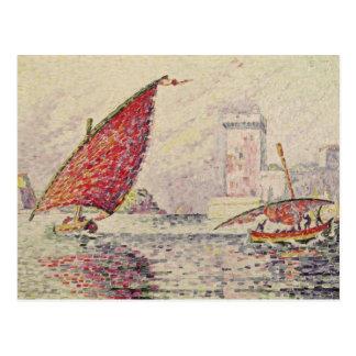 Fuerte Santo-Jean, Marsella, 1907 Postales