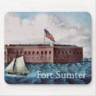 Fuerte Sumter Tapetes De Raton