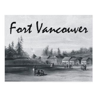 Fuerte Vancouver de ABH Postal
