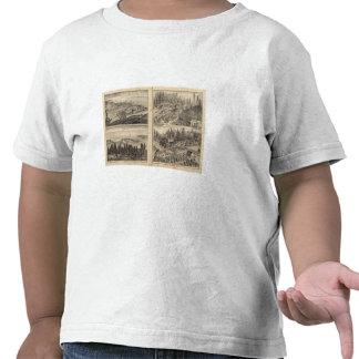 Fuerte viejo Ross un Bros más manso del rancho de Camiseta