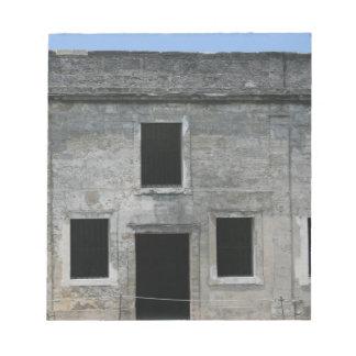 Fuerte Windows de St Augustine Bloc