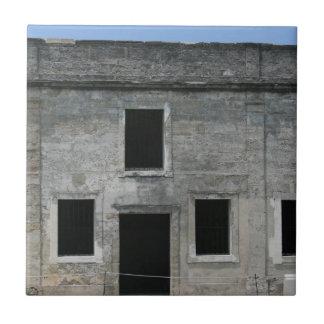 Fuerte Windows de St Augustine Tejas Ceramicas