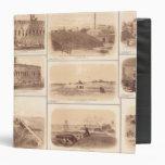 """Fuertes Sumter y Moultrie, la isla de Sullivan Carpeta 1 1/2"""""""