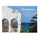 Fuerteventura Card Postcard
