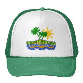 Fuerteventura State of Mind hat - choose color