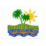 Fuerteventura State of Mind postcard