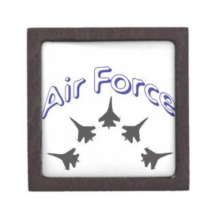 Fuerza aérea cajas de regalo de calidad