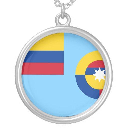Fuerza aérea colombiana, bandera de Colombia Grimpolas Personalizadas
