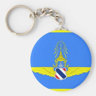 Fuerza aérea de comandante en jefe Of The Royal Th Llavero Personalizado