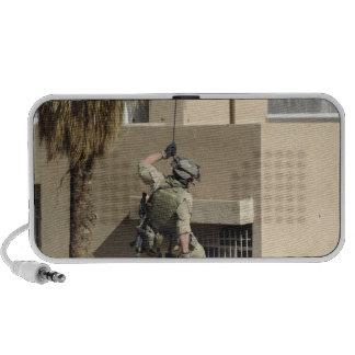 Fuerza aérea de los E.E.U.U. Pararescueman iPod Altavoz