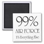 Fuerza aérea del 99% iman de nevera