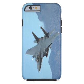 Fuerza aérea F-15 Eagle Funda De iPhone 6 Tough