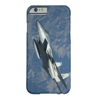 Fuerza aérea F-15 Eagle Funda De iPhone 6 Barely There