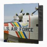 """Fuerza aérea Grumman HU-16B de la sección de nariz Carpeta 1 1/2"""""""
