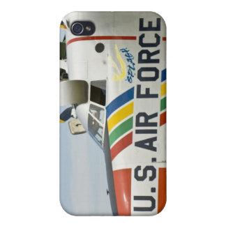 Fuerza aérea Grumman HU-16B de la sección de nariz iPhone 4 Carcasas