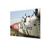 Fuerza aérea Grumman HU-16B de la sección de nariz Impresiones En Lona