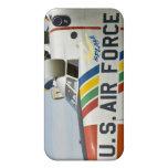Fuerza aérea Grumman HU-16B de la sección de nariz iPhone 4 Funda