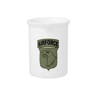 Fuerza aérea jarras