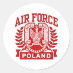Fuerza aérea polaca etiquetas