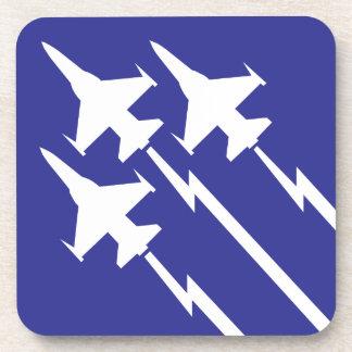 Fuerza aérea posavasos