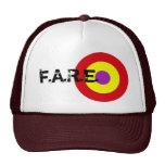 Fuerza aérea republicana española. gorras