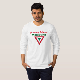 Fuerza Area Mexicana  Mexican Air Force Shirt