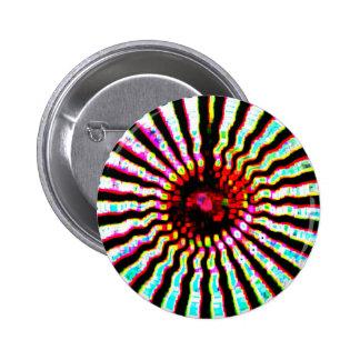 Fuerza cósmica púrpura SANTA - adapte a su innerse Pins