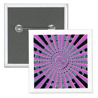 Fuerza cósmica púrpura SANTA - adapte a su innerse Pin