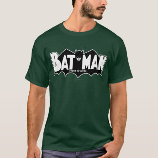 Fuerza de Batman el | del buen logotipo 60s Playera
