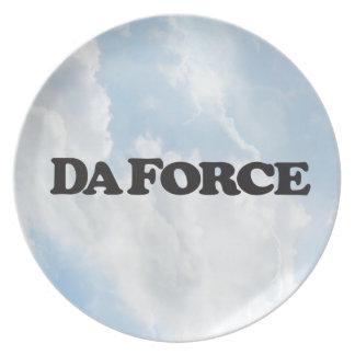 Fuerza de DA - productos de Mult Plato De Comida