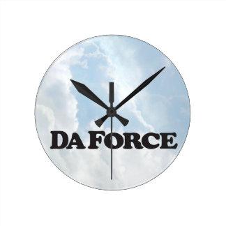 Fuerza de DA - productos de Mult Relojes De Pared