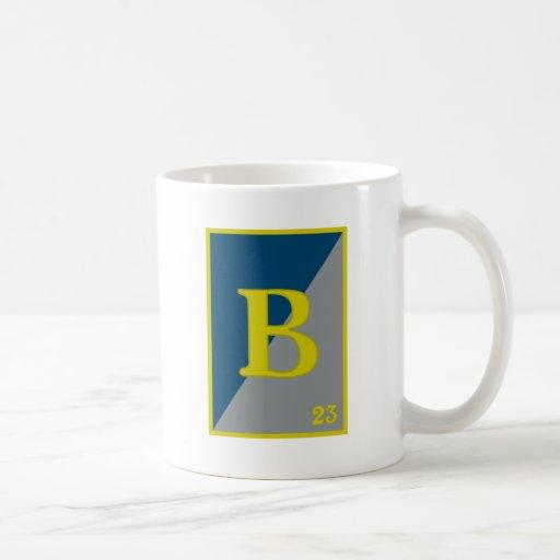 Fuerza de defensa de Virginia - Bravo Company Taza De Café