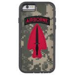 Fuerza de delta - COMANDO de OPERACIONES Funda Para iPhone 6 Tough Xtreme