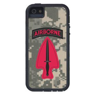 Fuerza de delta - COMANDO de OPERACIONES iPhone 5 Carcasa