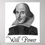 Fuerza de voluntad de William Shakespeare