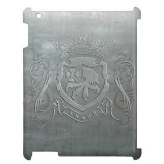 Fuerza del iPad de la impresión del escudo del ace