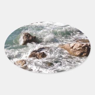 Fuerza del mar - isla Sicilia